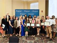 2019 Induction Ceremony and Reception
